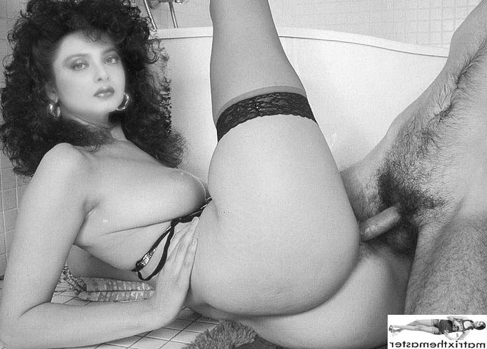 Rekha 3 - Bollywood Actress Rekha Nude Porn Sex XXX