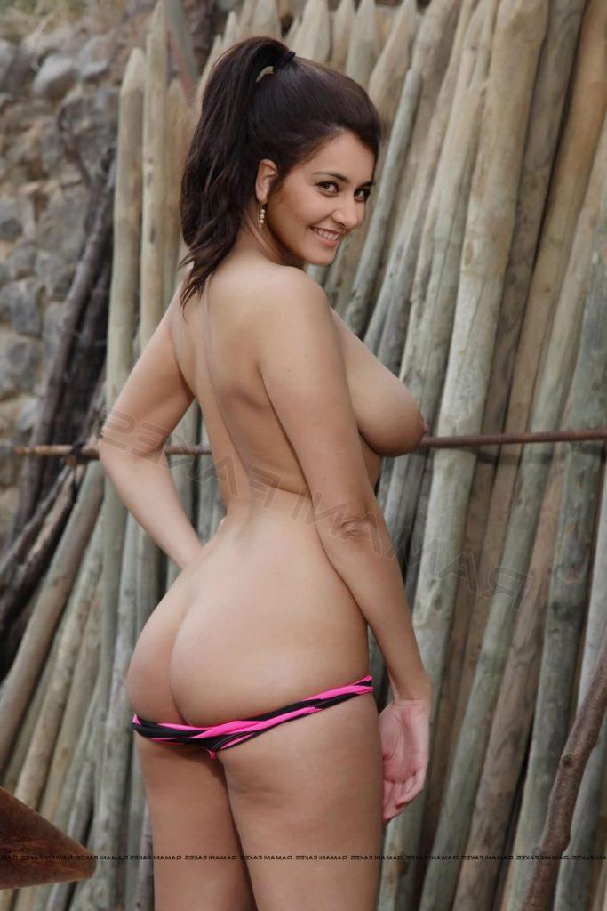 Rashi Khanna asss 683x1024 - Rashi Khanna Nude XXX Boobs Ass Pics
